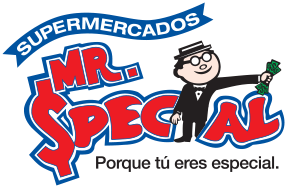 Supermercados Mr. Special - Logo